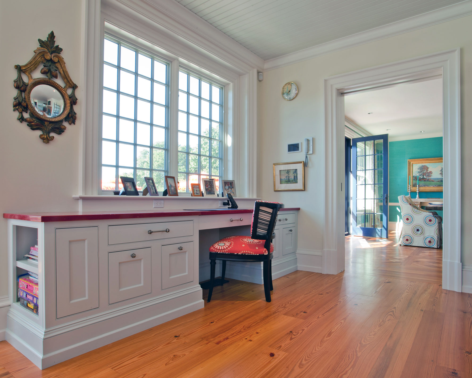 Stephen Sullivan Custom Home Builders Rhode Island Coastal Vacation Home -8