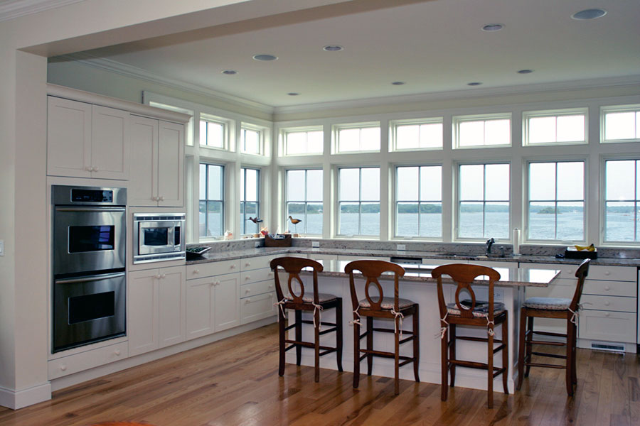 Stephen Sullivan Inc Great Island Rhode Island Custom Build -Thomas Point -11