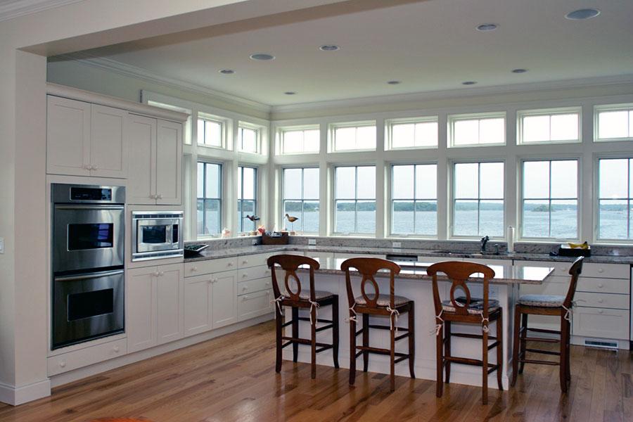 Stephen Sullivan Inc Great Island Rhode Island Custom Build -Thomas Point -11