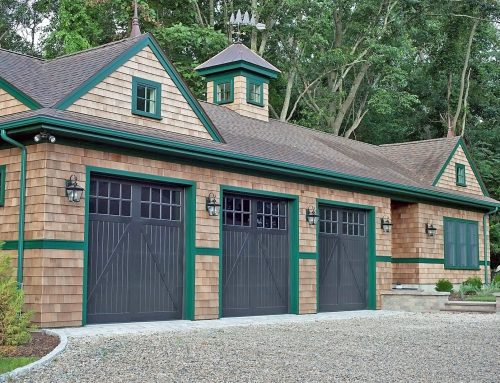 New Age Carriage House