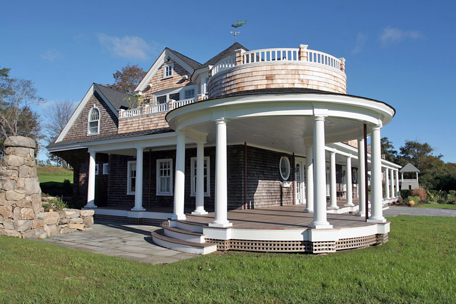 Stephen Sullivan Inc Custom Home Builders Rhode Island - Historic Carriage House