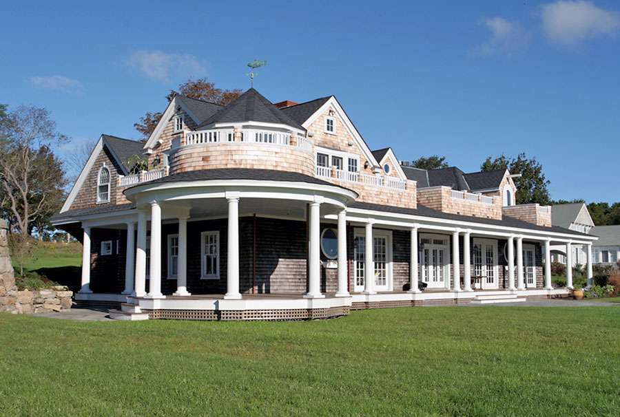 Stephen Sullivan Inc Custom Home Builders Rhode Island - Historic Carriage House Feature Image