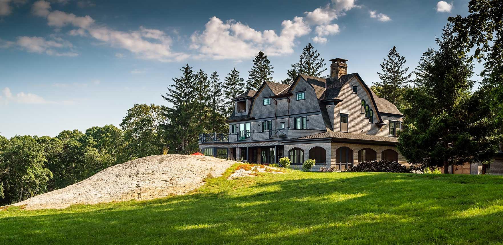 Stephen Sullivan Inc Custom Home Builders - On the Ledge Feature Image