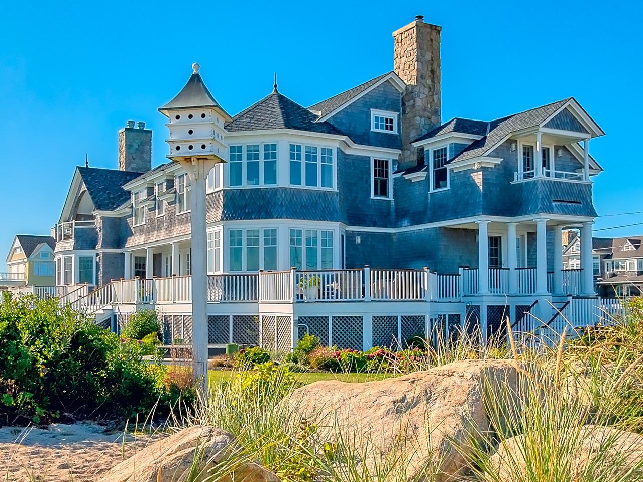 Stephen Sullivan Inc - Custom Home Builders Rhode Island Green Hill Beach House Feature Image